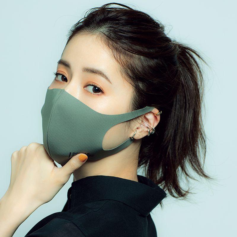 【40代のマスクメーク】ダークカラーのマスクにぴったり!【秋冬の小顔メーク】
