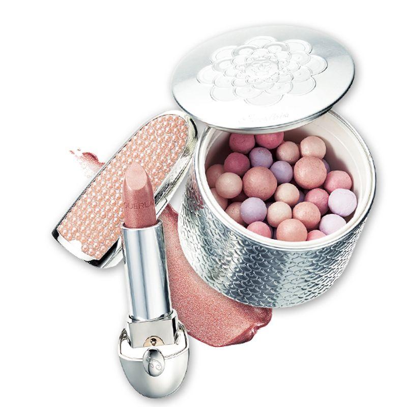 真珠の輝きをテーマに大人の優美さを引き出すゲランの春コレクション GUERLAIN メテオリット ビーユ パール グロウ 他