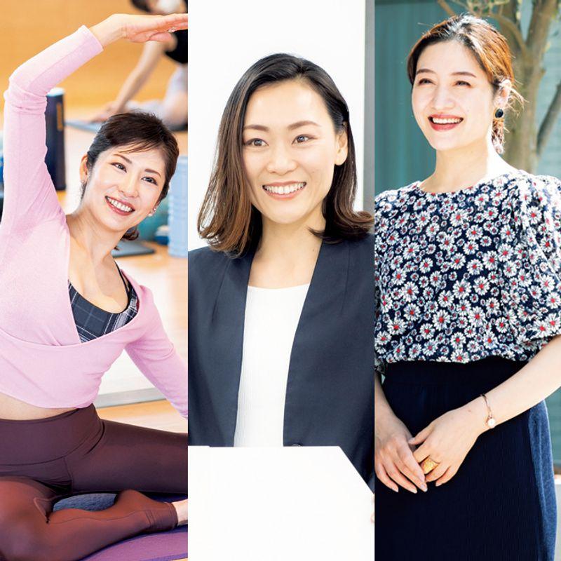 【国民的美魔女コンテストファイナリスト】人生が変わった3人 『美魔女になって自信がついたら仕事も生き方も右肩上がりに!」