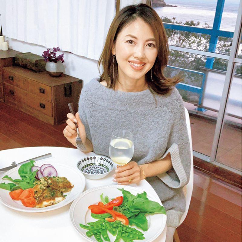 【ケトン食】で若返った!50代美女の食生活