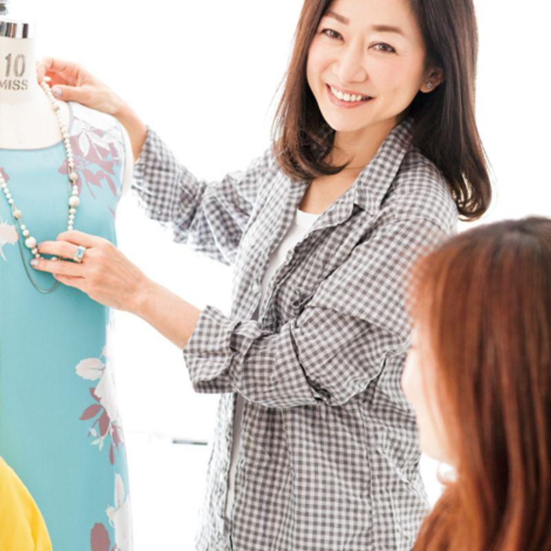 シミもたるみも私の一部受け入れれば幸せになれる [第32回]澤木祐子さん 53歳 国際スタイリングカウンセラー協会代表理事
