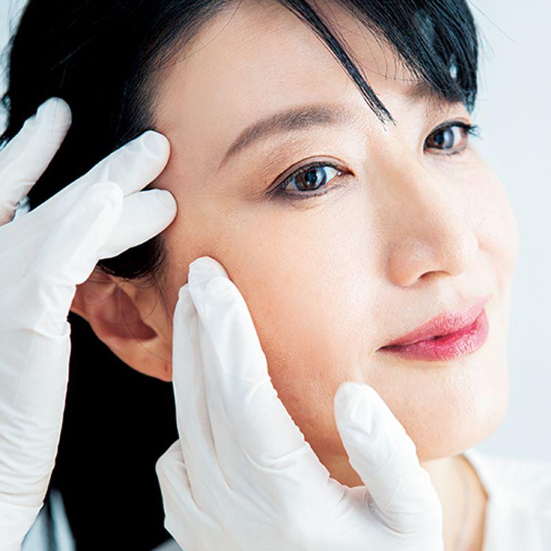 【敏感肌でもOK】50代美女医の透明肌を作る【ピーリング&愛用コスメ】7選