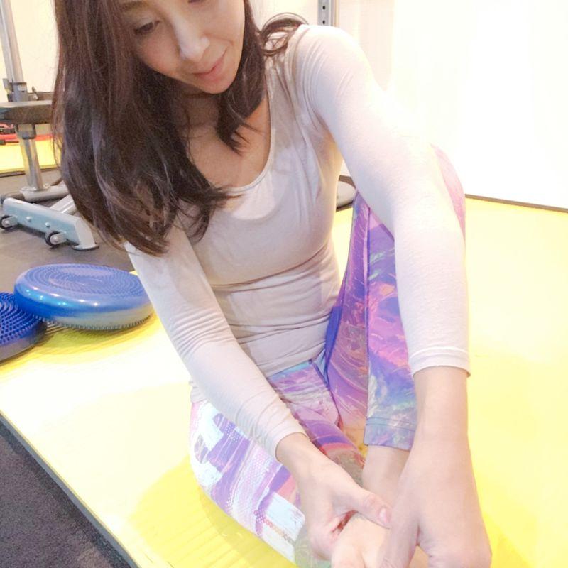 エクササイズ(1)足裏の調整
