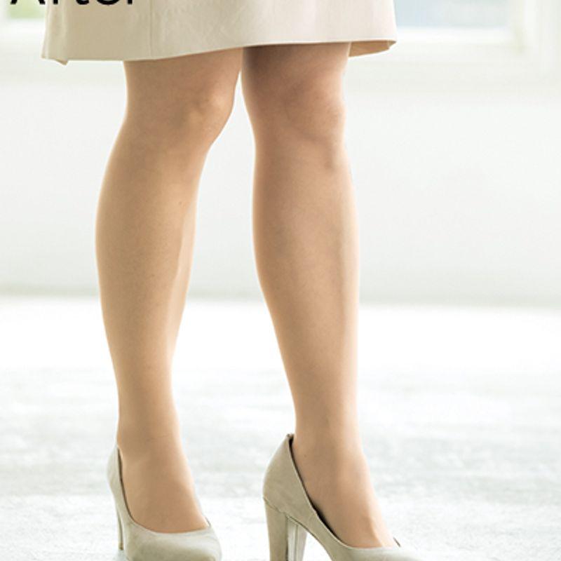 履くだけで一気に美脚!40代におすすめ美脚に見せる【ストッキング】4選