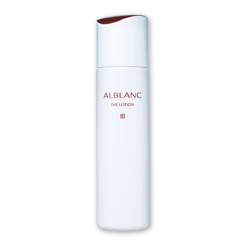 【10/9発売!】14年の歳月をかけた花王渾身の新成分配合でアルブランが刷新 ALBLANC ザ ローション