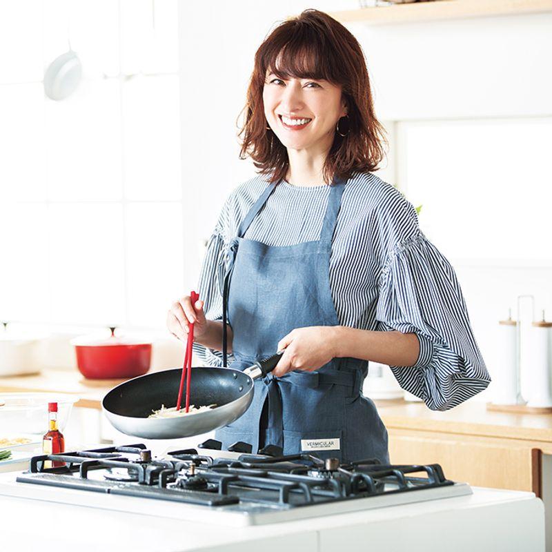 美STモデル前田ゆかさんの時短で美味しい【簡単ダイエットレシピ】