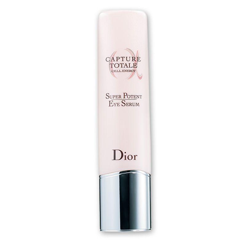 【4/28発売!】指圧療法に発想を得た冷感アプリケーターで鮮やかな眼差しが復活 Dior カプチュール トータル セル ENGY アイ セラム