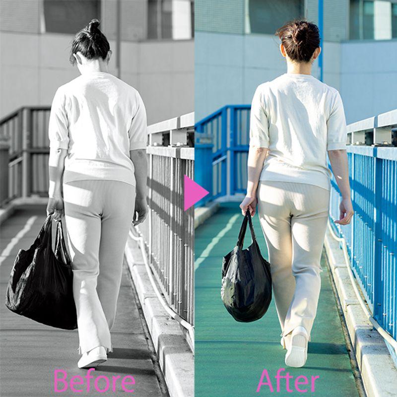 【オバさん脱却】若見え&美人見えな後ろ姿に変わる〝即効〟美姿勢アドバイス