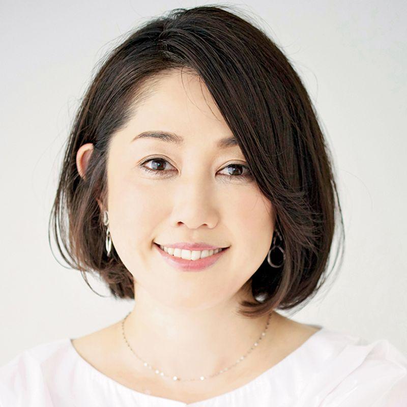 【40代の2020年最新髪型】女らしさが上がるひし形ショート【ショートヘア】