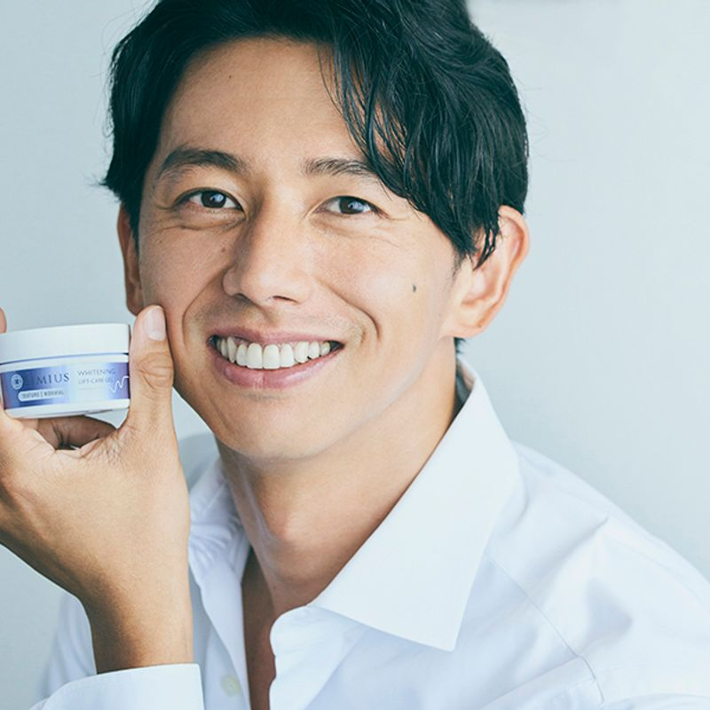 Mr.シミウス福田秀芳さん|うるおってめぐりがよい、触り心地のよい肌を心がけています