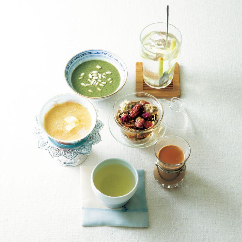 台湾・タイ・インド……世界で飲まれている体と心を癒す【アジアのお茶】6選