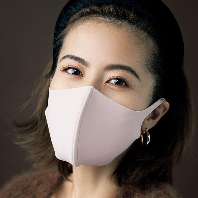 マスクメークは【赤みシャドウと眉の形】が重要!川村友子さんの女っぽくなるメークテク
