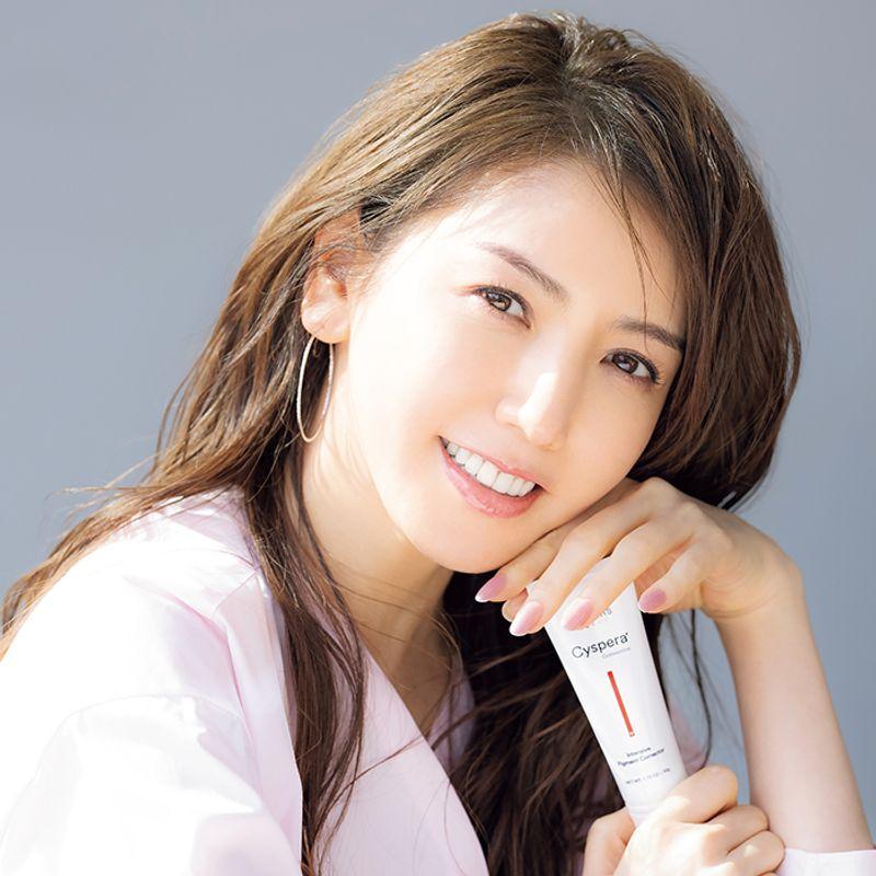モデル・美香さんの美容沼|「一番ハマっているのはシスペラ! 気になった最新美容はなんでも試します」