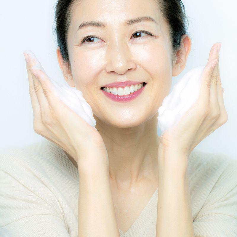 【美肌の持ち主】50代美魔女・草間淑江さんの美肌になる生活メソッド