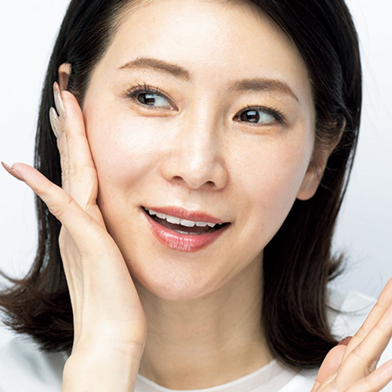 たるみレス・年齢不詳!元祖美魔女・水谷雅子さん52歳、奇跡の美肌の5つの秘訣