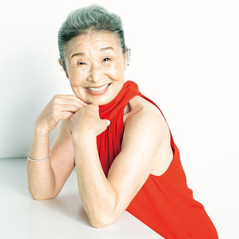 タキミカさん90歳【90年の人生で一番綺麗】に挑戦|「何歳からでも綺麗になれる」は本当だった!