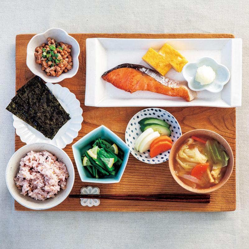 栄養管理士推薦・しっかり食べる派の【バランス朝ごはん】メニュー