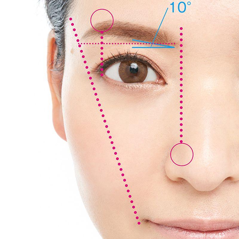 【理想の眉毛を手に入れる!】 眉毛の描き方・整え方&カットの方法を紹介! 失敗しない眉毛メークも