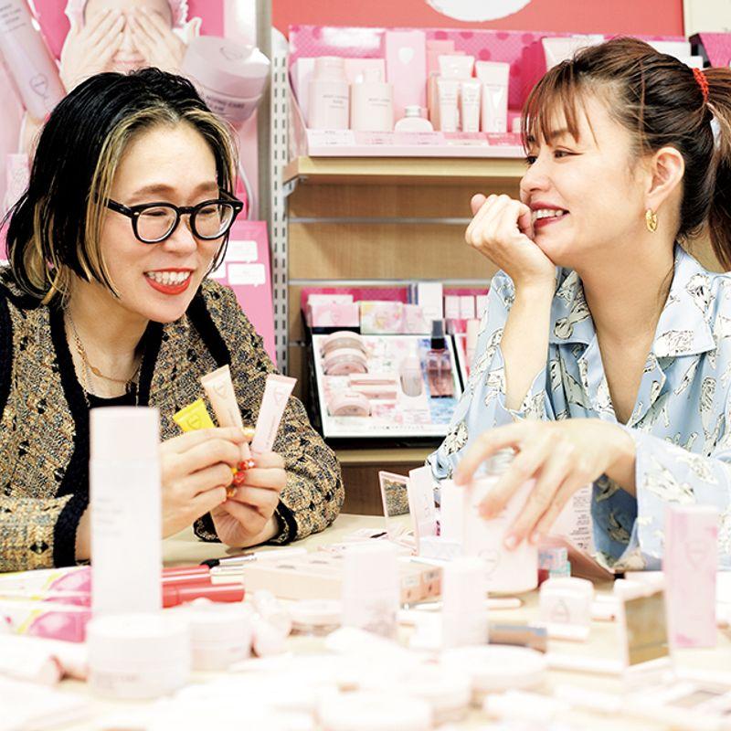 【イガリシノブさん&庄司麻美さん】大ヒットコスメブランドWHOMEEを生み出した2人の美バディ物語