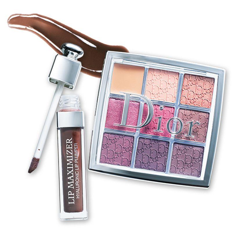 【4/10発売!】こなれた美人顔になれるDiorの絶妙すぎる新色に夢中 Dior ディオール バックステージ アイ パレット 他