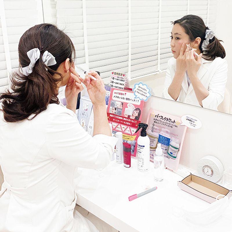 最近はゼオスキンで透明肌に! 美女医・先山先生の若さを保つ【美容医療】と【インナーケア】