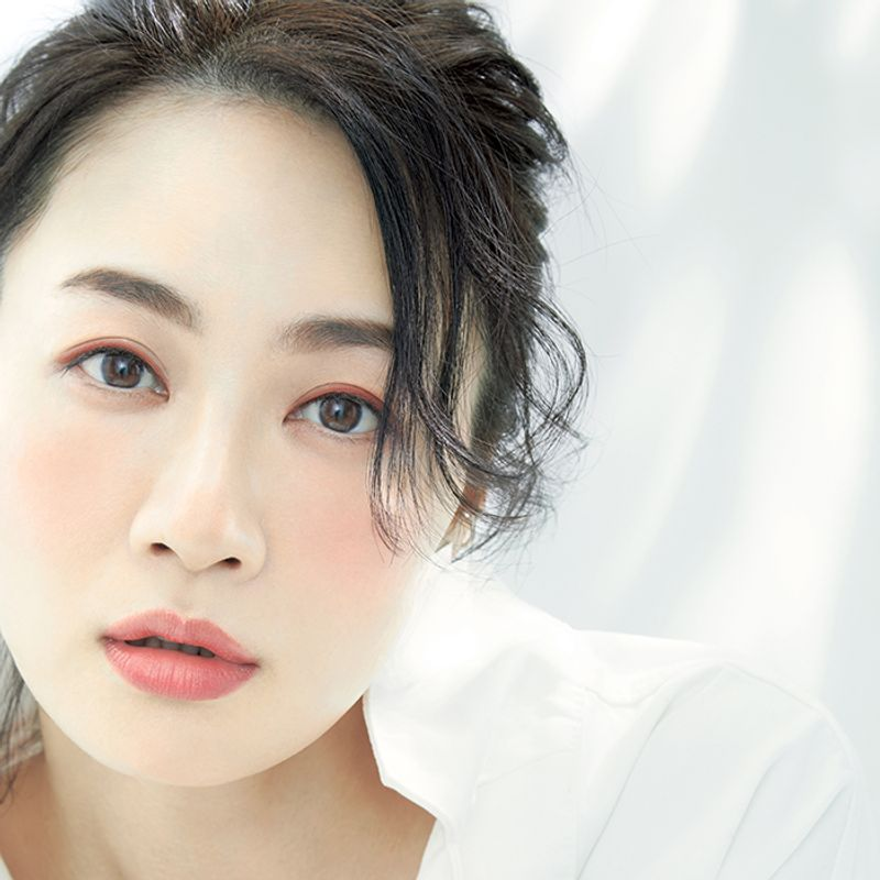 <2019年下半期ベストコスメ&2020年春の新作コスメ>千吉良恵子さんの40代の【2020年最新春メーク】その2