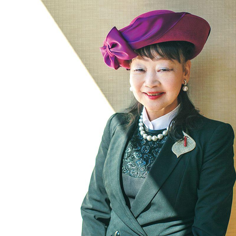 アパホテル社長・元谷芙美子さん「90歳まで現役でミニスカートとハイヒールを履いて最前線に立っていたい」<後編>