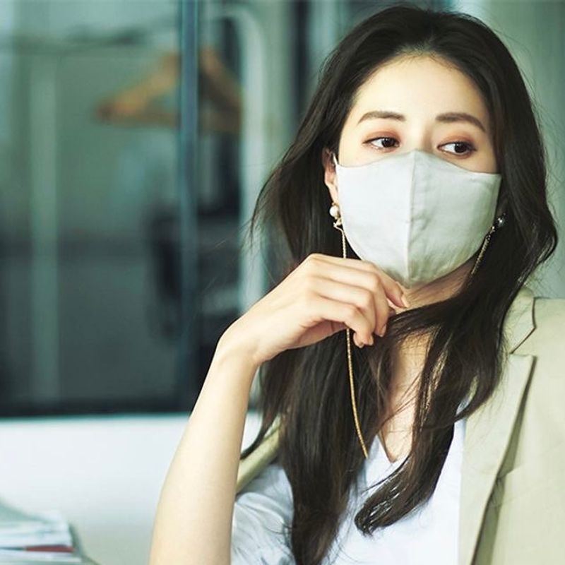 【マスクメイクの正解】マスクを着けても外しても美人顔の秘密は?