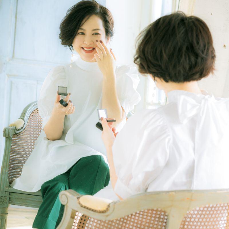 美STライターがズバッと一問一答① 中田ゆきのおしゃれ映えするメーク相談室