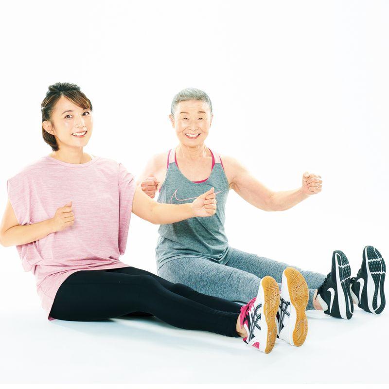 1日4分、2週間で4.3㎏減!瀧島未香さん考案【やせるタキミカ体操】で楽しくダイエット