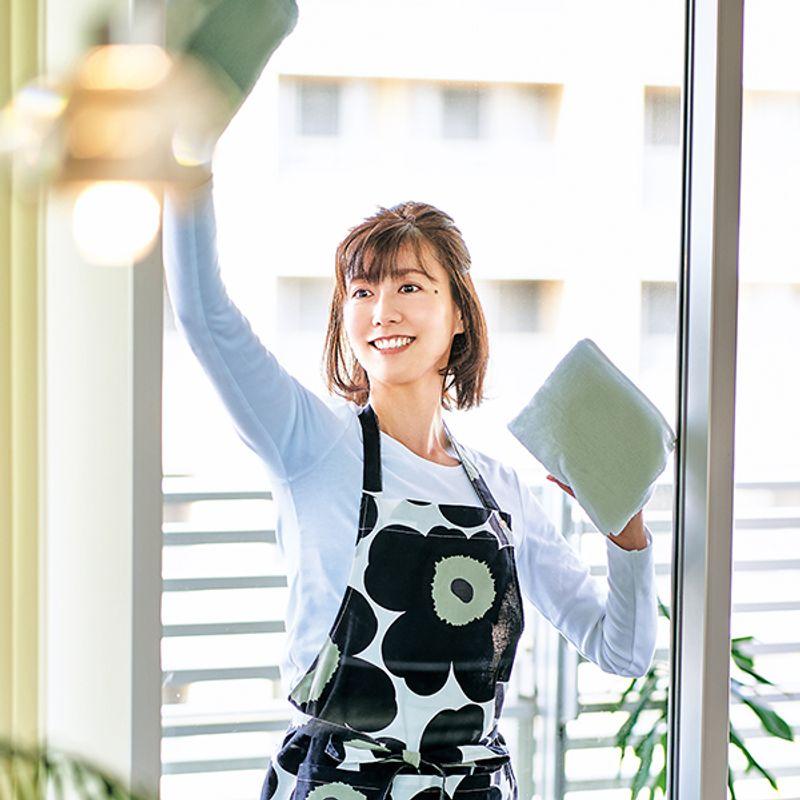 【美魔女のダイエット】家事に運動を取り入れ一石二鳥で4kg減!|関森由佳さん