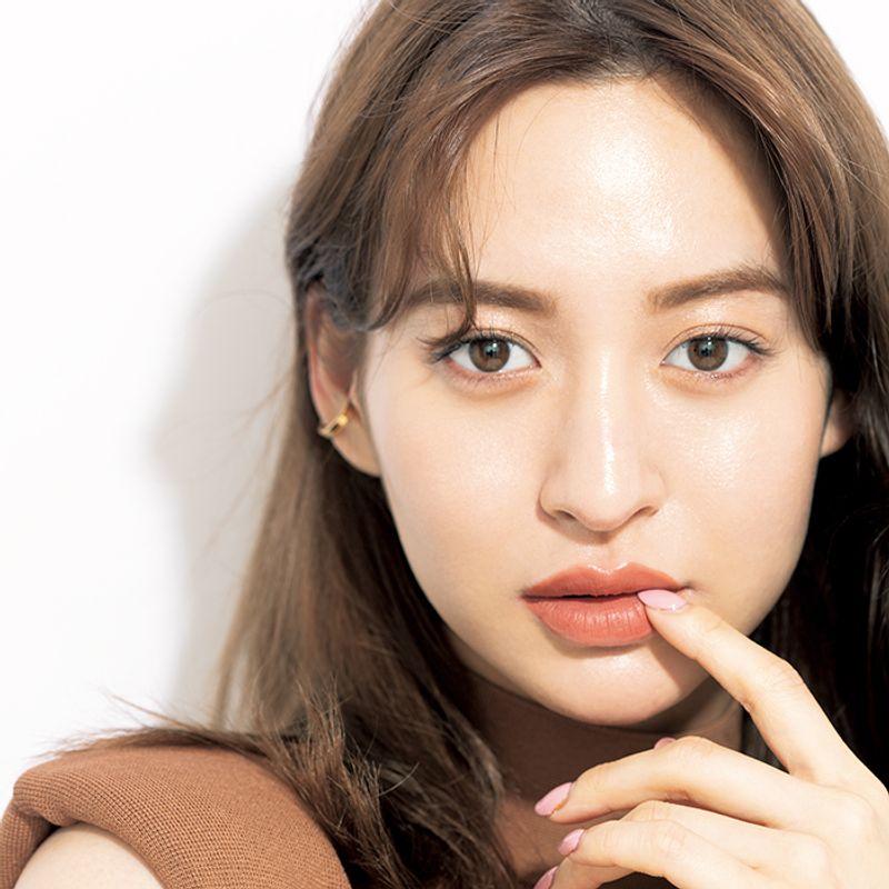 旬の2大人気韓国コスメ【hince】&【DEAR DAHLIA】で今っぽ顔♡