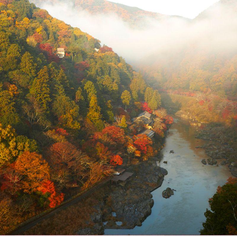 40代・大人の京都旅<第4回>京都上級者にもおすすめ、優雅に過ごすなら【嵐山】のラグジュアリーホテルで