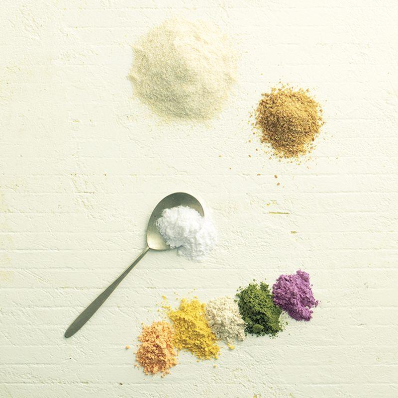 混ぜる・和える・かけるだけで簡単!綺麗と健康をプラスする【粉食】美容法