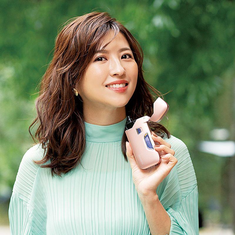 どこでも水素吸引♪日本で唯一のポータブル水素吸入マシン【KENCOS 4】で疲労回復&アンチエイジング