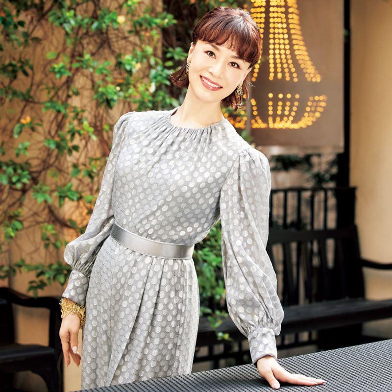 女優・大地真央さん「うがいを兼ねた顔面体操で顔の筋肉を鍛えています」