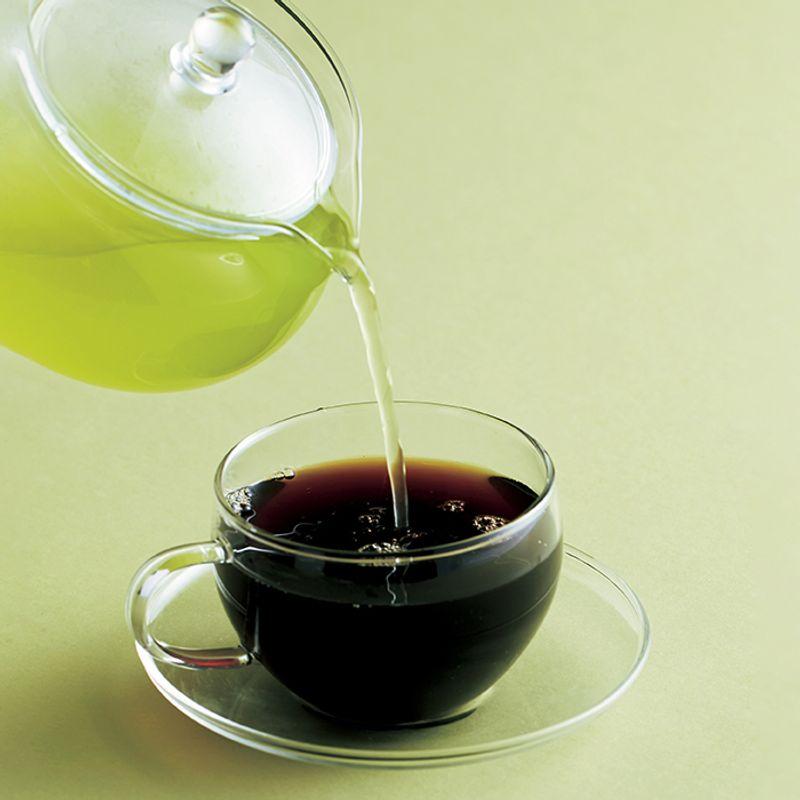 3週間でウエスト17cm減!#STAYHOME の今こそ簡単【緑茶コーヒーダイエット】