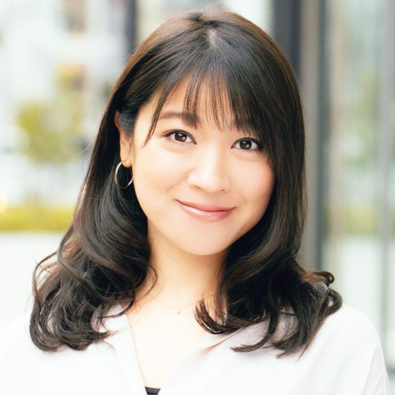 【40代の2020年最新髪型】若見え透けバングス【ロングヘア】