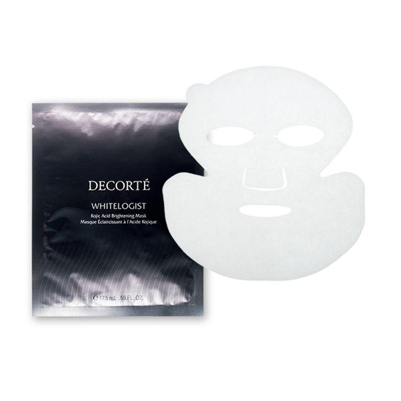 【1/16発売!】みんなが待っていた!コスメデコルテ初の美白シートマスクが誕生 DECORTÉ ホワイトロジスト ブライトニング マスク