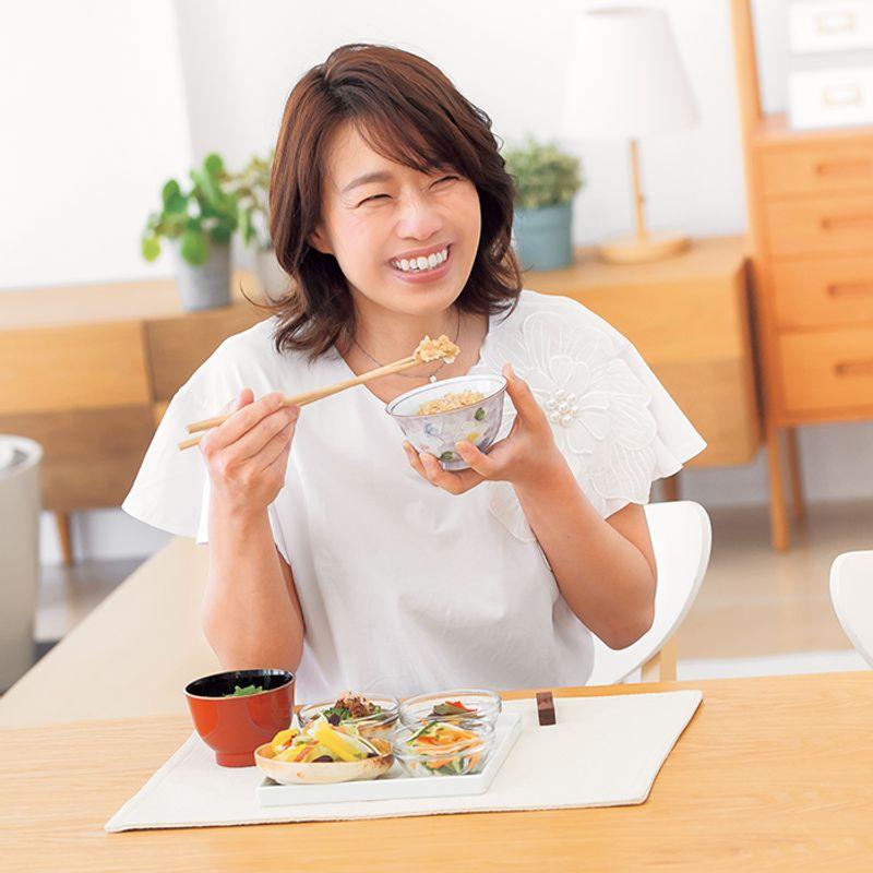 【玄米&麹】でマイナス5kg!40代読者のおうちごはんダイエット