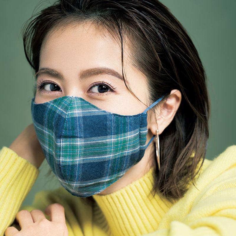マスクとメークで【肌のくすみ】払拭!ヘア・メーク川村友子さんの透明美肌メーク