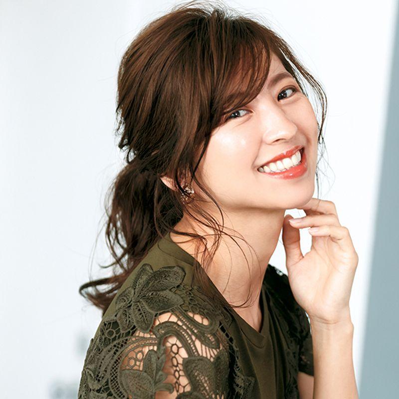 YU-Uさんが教えます。簡単!すぐできる!【ただ結んだだけ】でできるおしゃれ【まとめ髪】