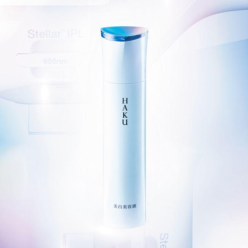 16年連続で日本一売れている美白美容液がリニューアル!今月買うべきは【HAKUの美白美容液】!