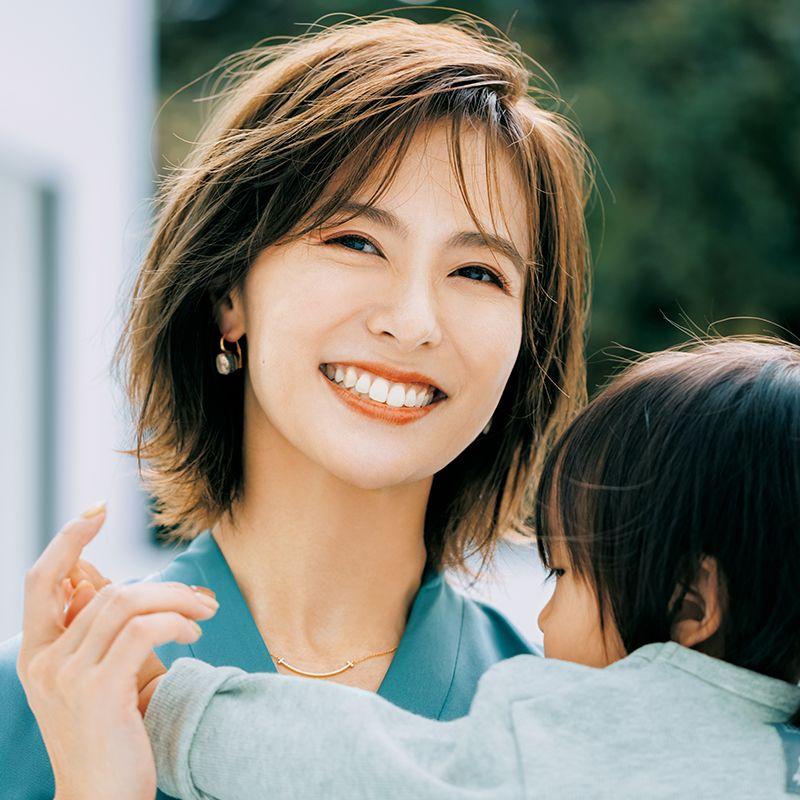 2児のママ・元JJモデル神戸蘭子さんの【元気をプラス!】2021年最新美容法