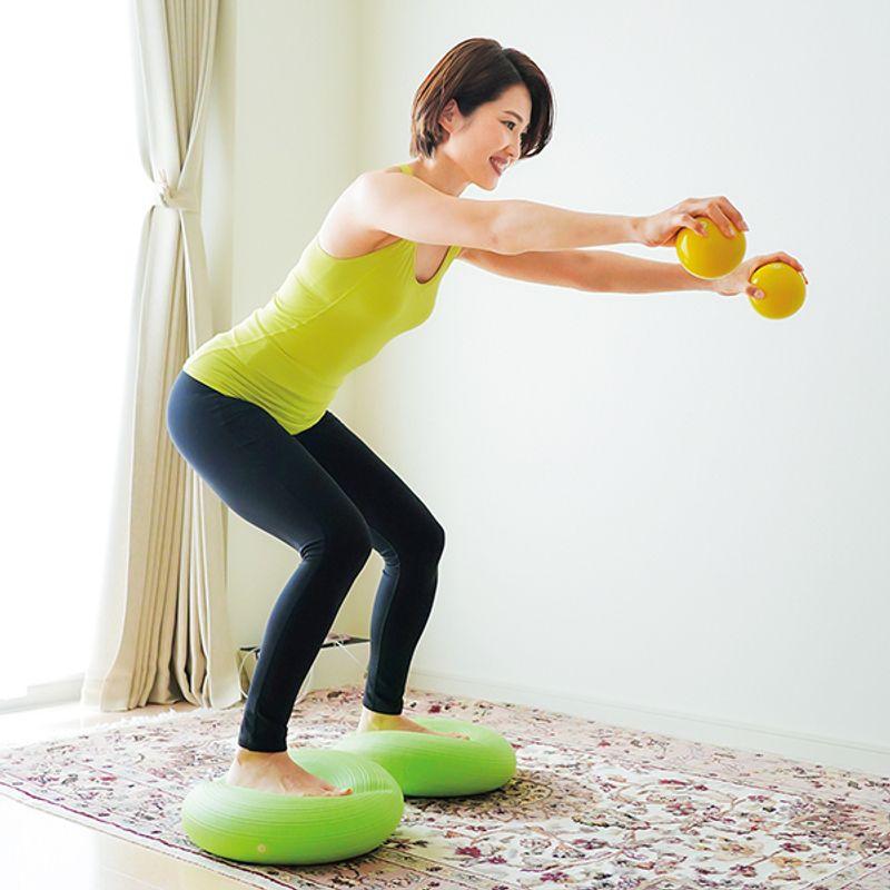 【美魔女のダイエット】週に2回のピラティスで3kg減! 山田玲子さん