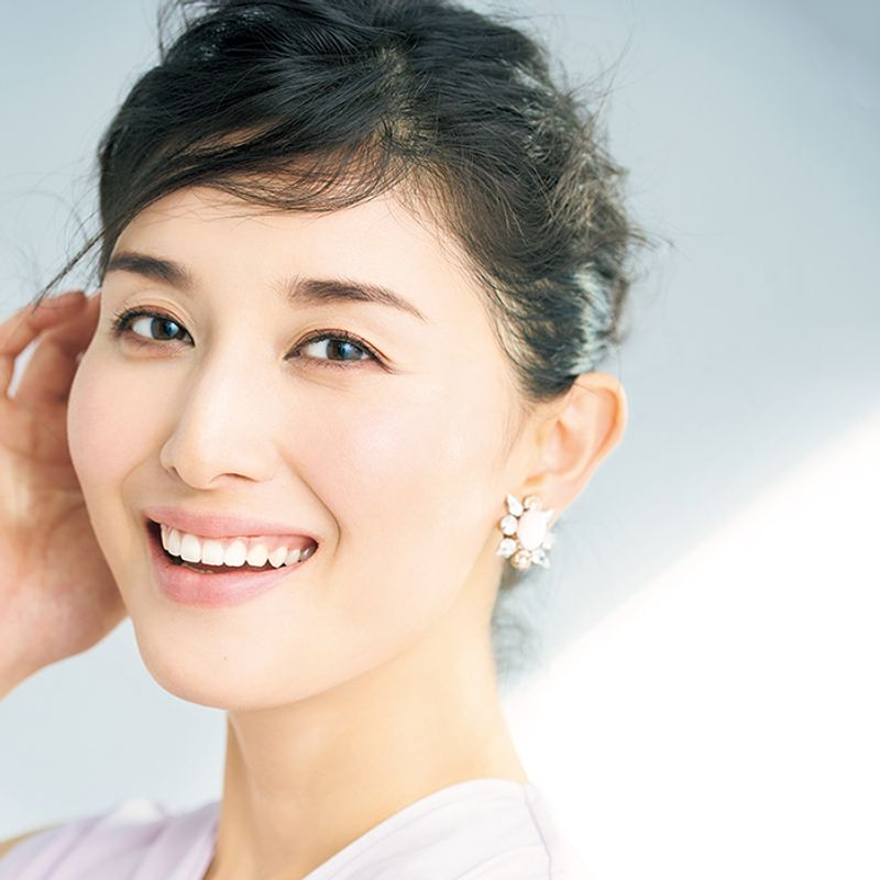 藤原美智子さんおすすめ♡40代の美人リップは断然【ピンクベージュリップ】!