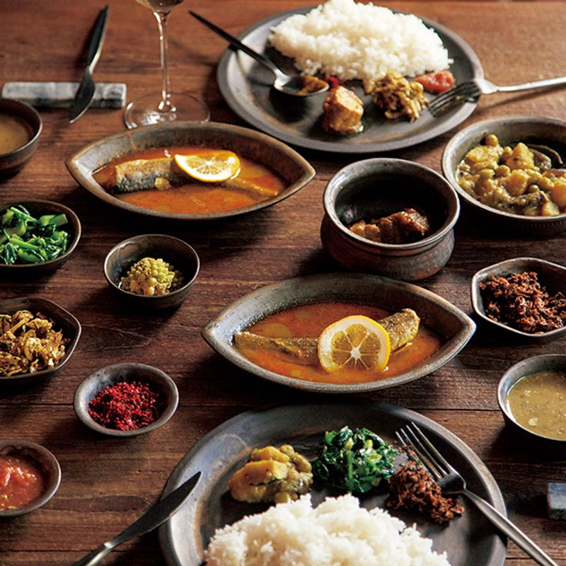 ネパール、台湾、ベトナム 都内で海外旅行気分を味わえる♡【アジアンレストラン】名店3選