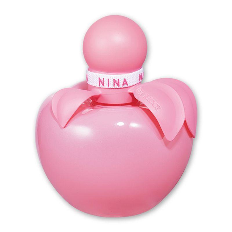 メゾンの息吹を宿したピンクのりんごボトルでクールなクチュール感満載 NINA RICCI ニナ ローズ オーデトワレ