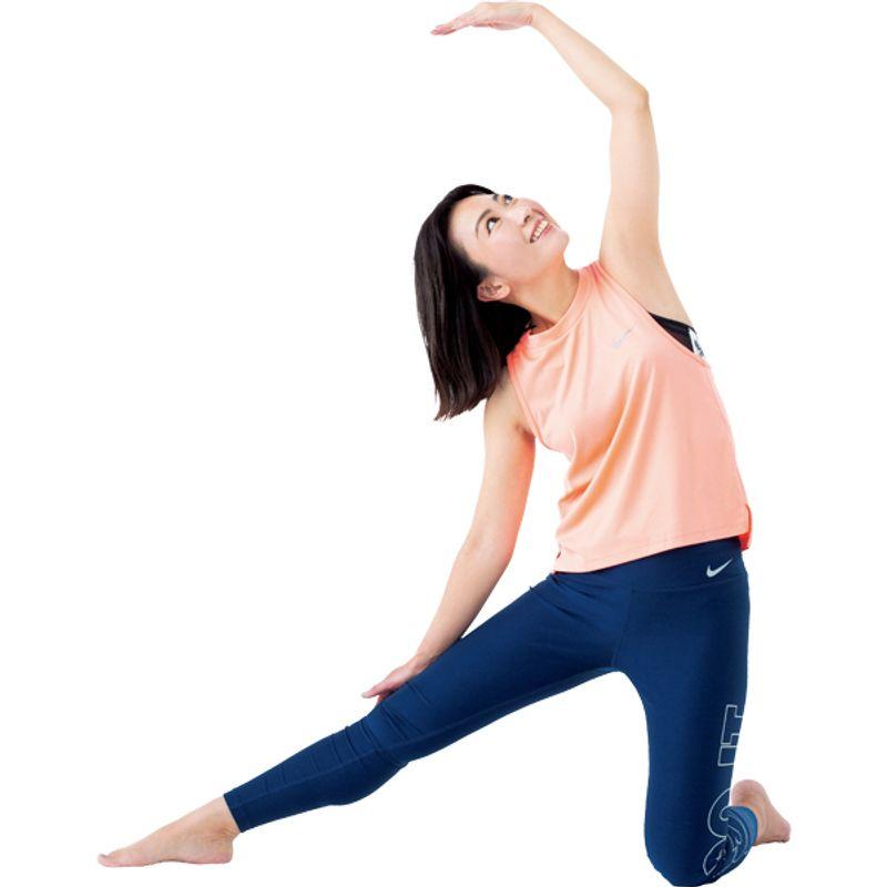 朝の5分で代謝をUP!人気YouTube【ヨガまりこ】で自然に痩せる体を作る