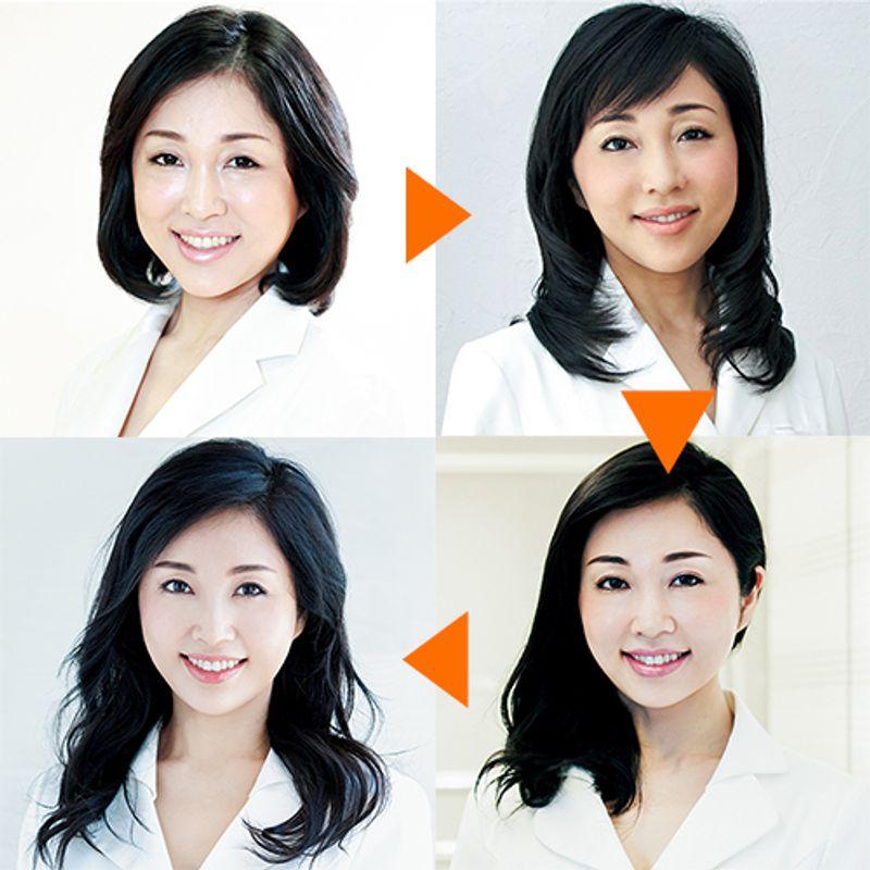 美容医療でどう変わる?顔年表で見る美女ドクターの【歴代&最新美容医療】9選